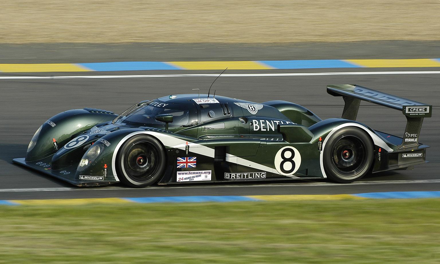 2003 Bentley Speed 8 Bentley Supercars Net