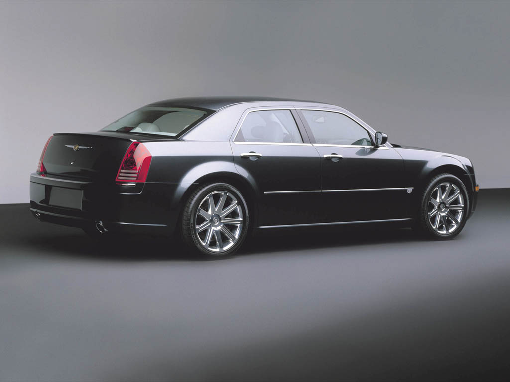Chrysler 300 2016 Hemi >> 2003 Chrysler 300C Concept | Chrysler | SuperCars.net