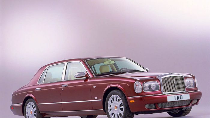 2004 Bentley Arnage RL Mulliner