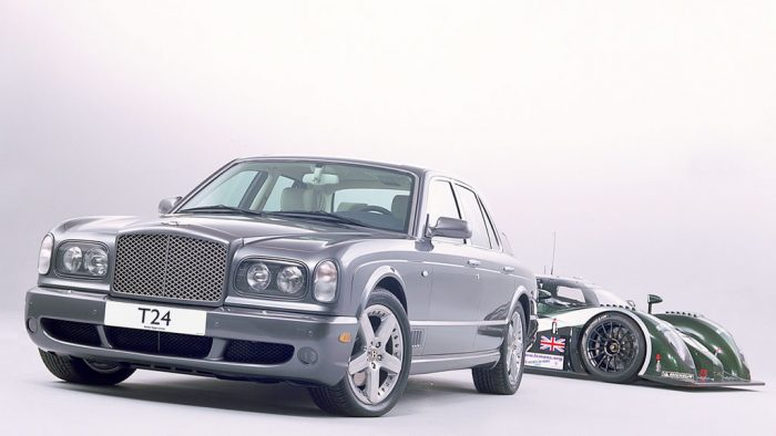2004 Bentley Arnage T-24 Mulliner
