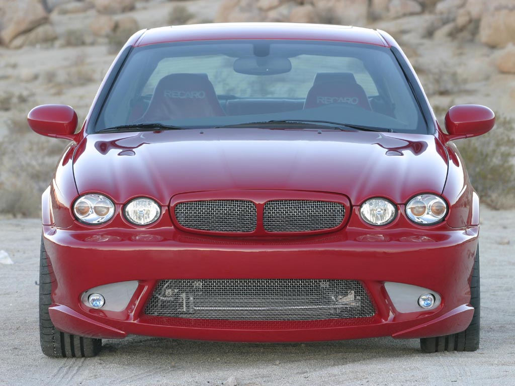 2004 Bonspeed X-Type Concept