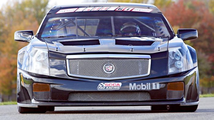 2011 Cadillac CTS-V Coupe SCCA Race Car