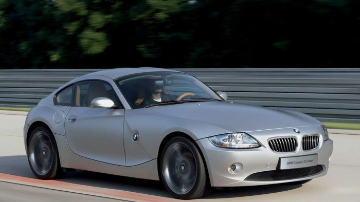 2005 BMW Z4 Coupe Concept