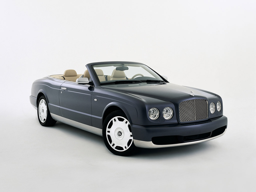2005 Bentley Arnage Drophead Coupé