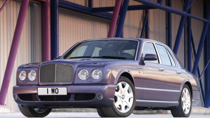 2005 Bentley Arnage T best bentley