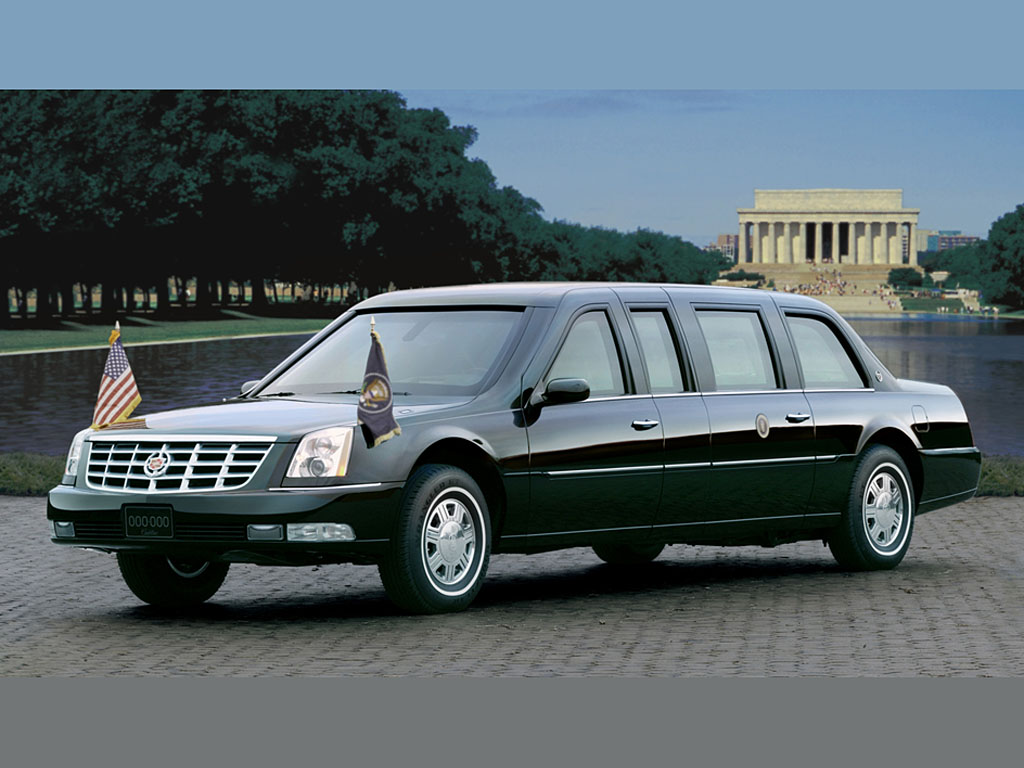 2005 Cadillac Dts Presidential Limousine Cadillac