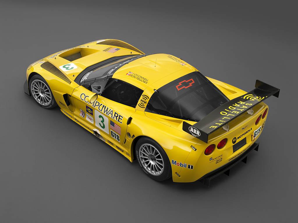 2005 Chevrolet Corvette C6R