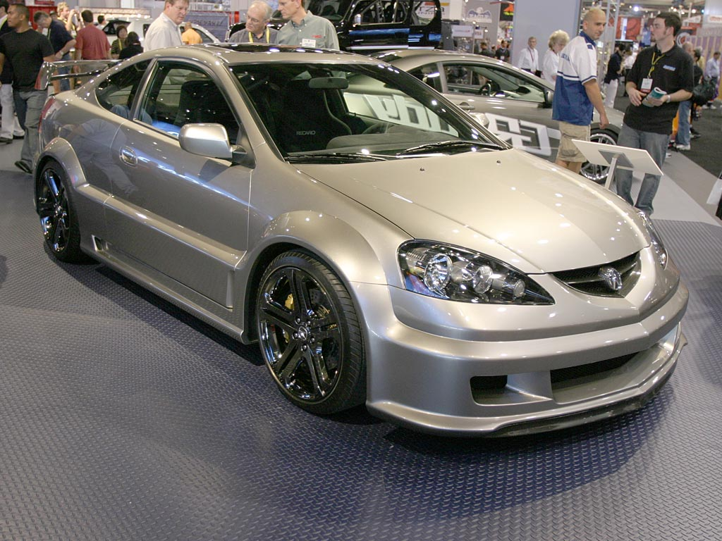 2006 Acura RSX A-Spec Concept | Acura | SuperCars.net