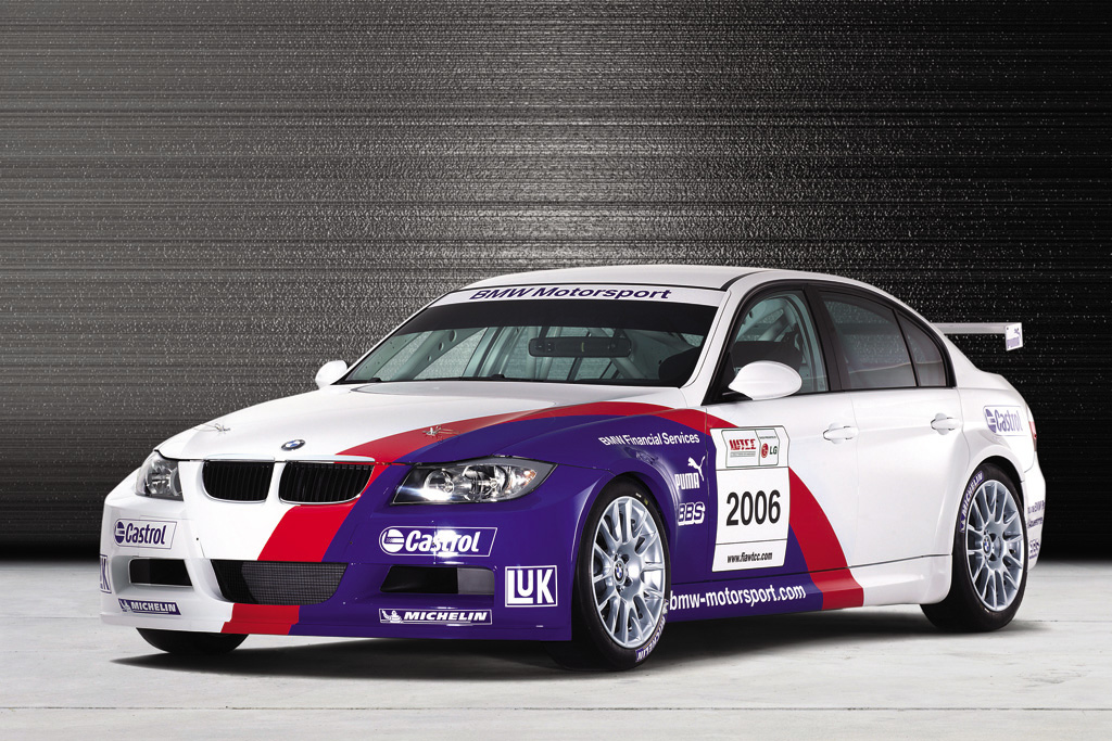 2006 bmw 320si wtcc bmw. Black Bedroom Furniture Sets. Home Design Ideas