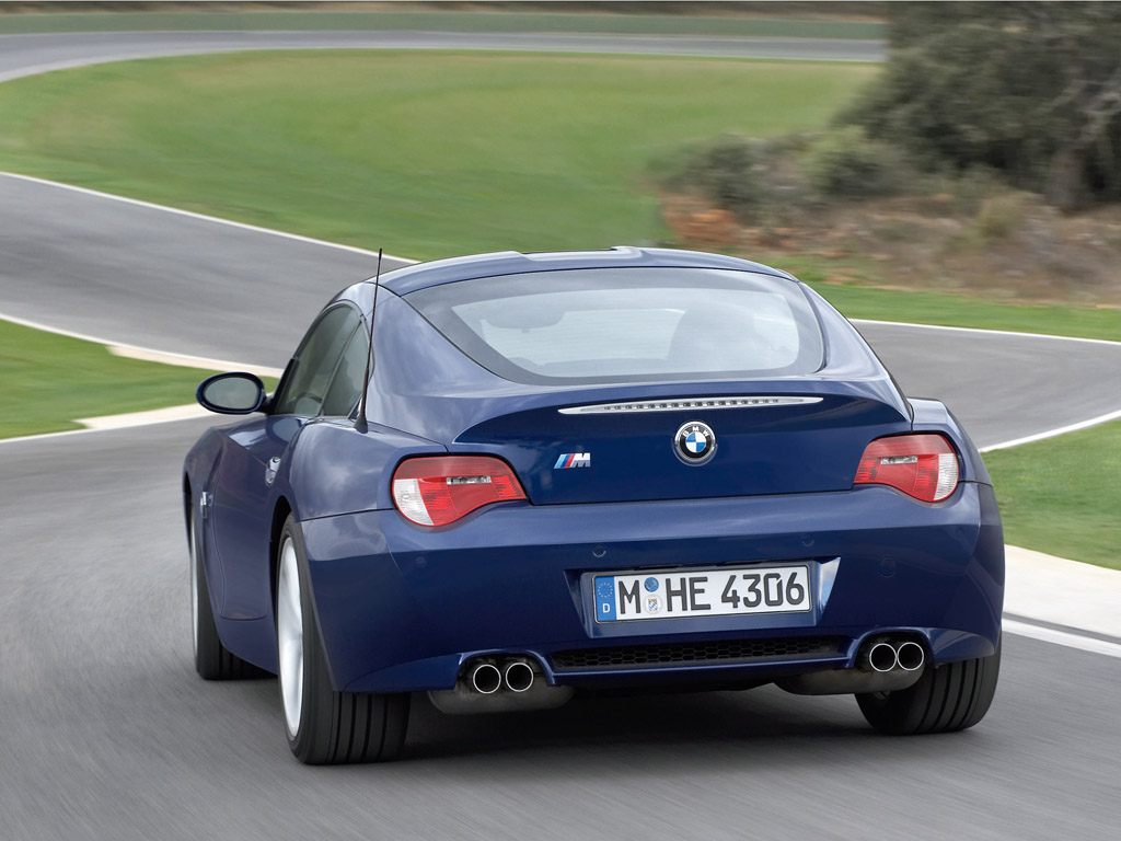 2006 BMW Z4 M Coupe | Review | SuperCars.net