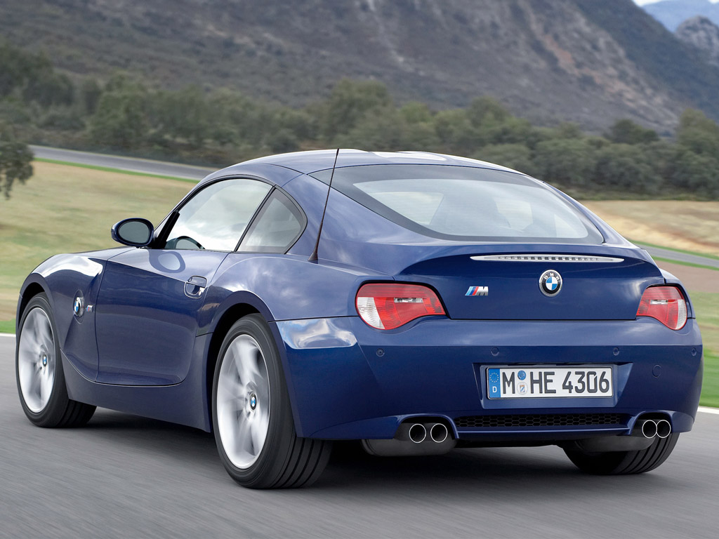 2006 Bmw Z4 M Coupe Supercars Net