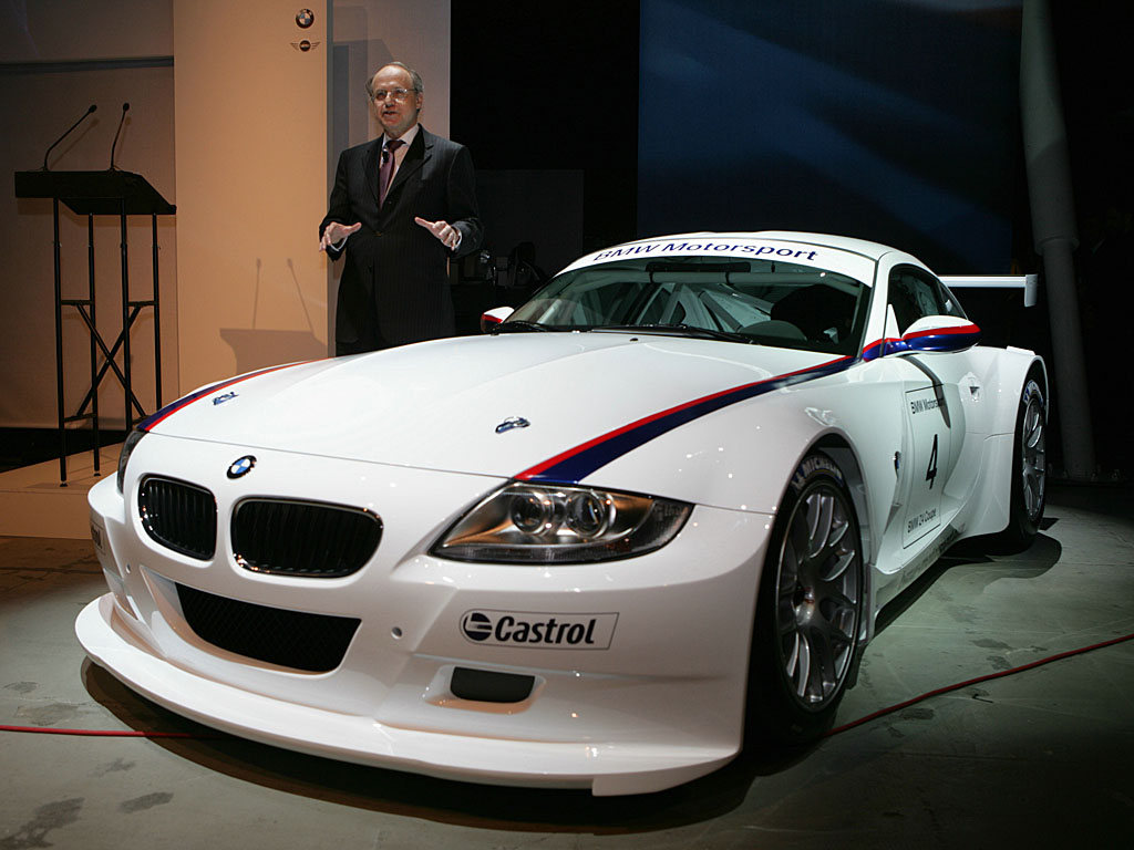 2006 Bmw Z4 M Coupe Motorsport Version Supercars Net