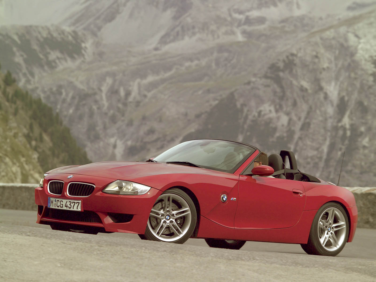 2006 Bmw Z4 M Roadster Review Supercars Net