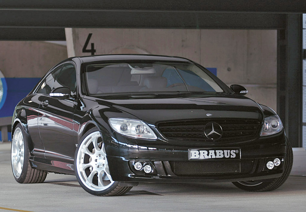 2006 brabus cl 500 brabus. Black Bedroom Furniture Sets. Home Design Ideas