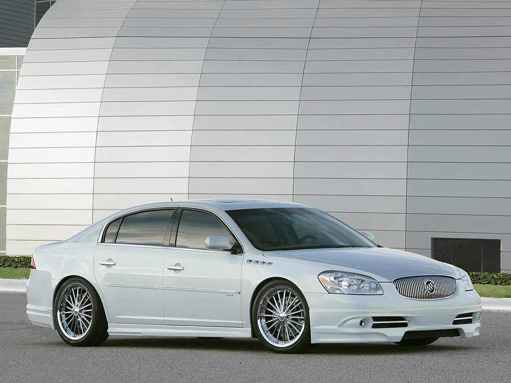 2006 Buick Lucerne Cxx Luxury Liner Supercars Net