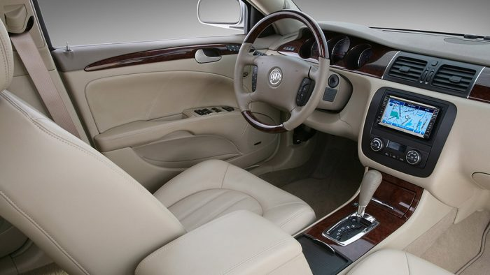 2006 Buick Lucerne CXX Luxury Liner