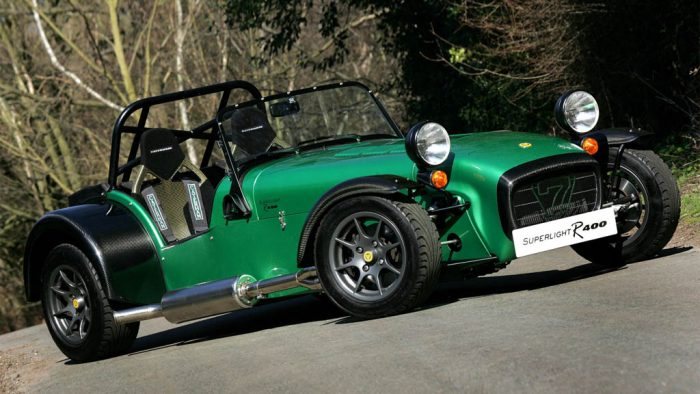 2006 Caterham Seven Superlight R400
