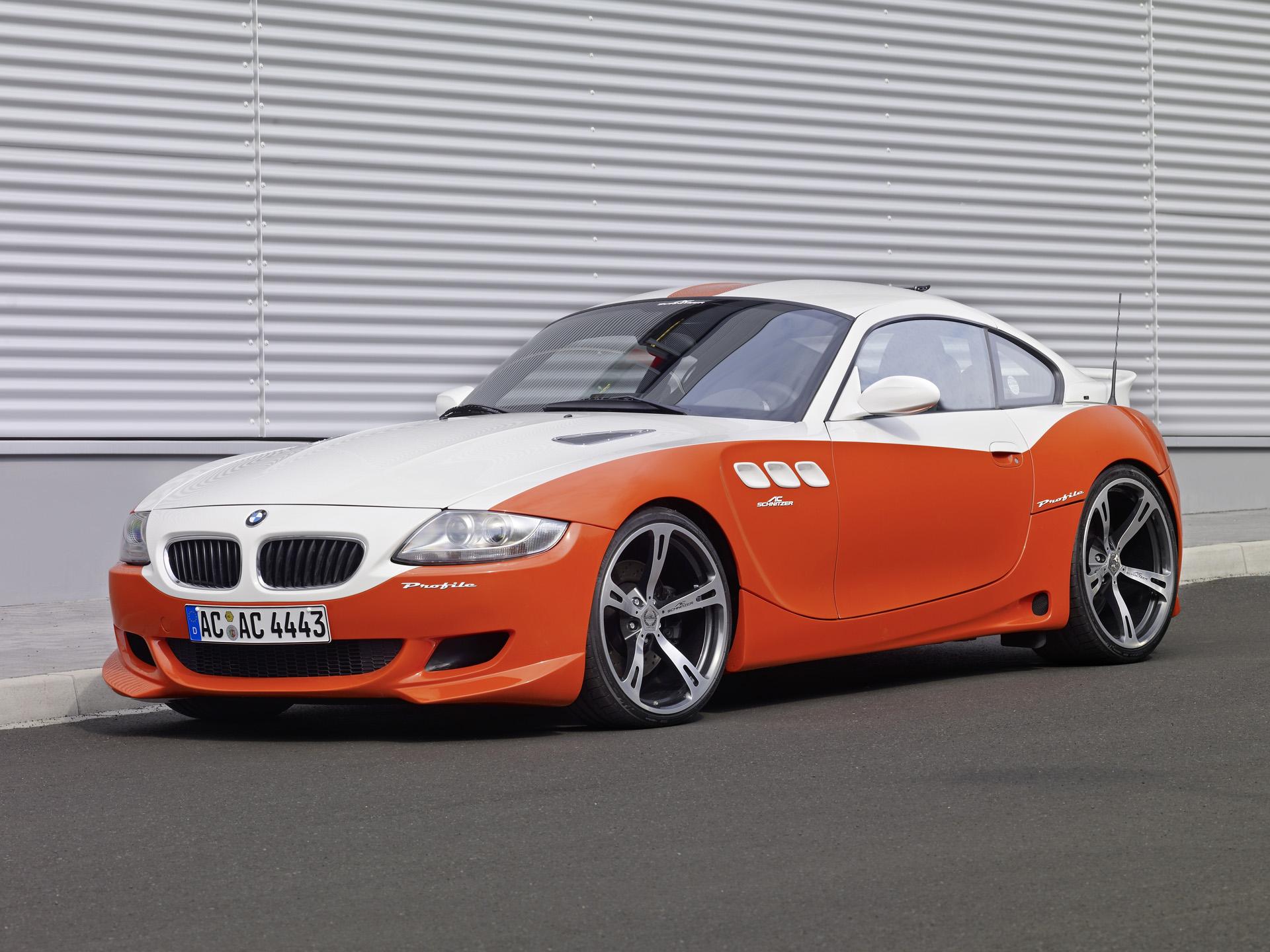 2007 AC Schnitzer Z4 M Coupe Profile Read