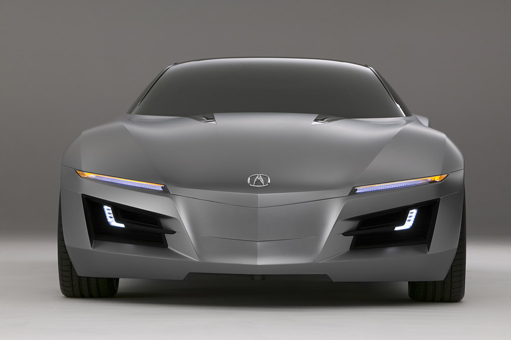 Story By Acura. 2007 Acura Advanced Sports Car Concept
