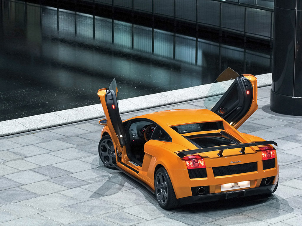 2007 BF Performance Gallardo GT 540