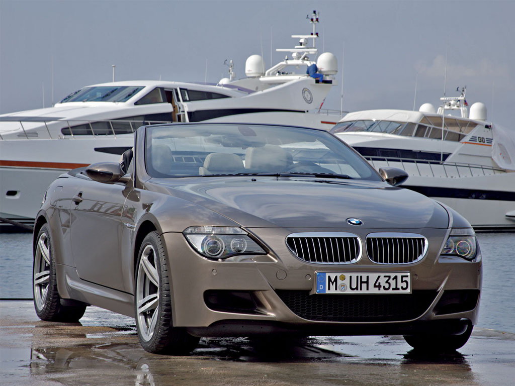 2007 bmw m6 cabriolet bmw. Black Bedroom Furniture Sets. Home Design Ideas