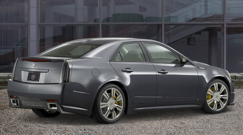 2007 Cadillac CTS Sports Concept