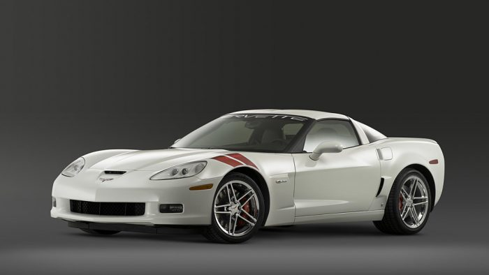 2007 Chevrolet Corvette Z06 Ron Fellows Edition