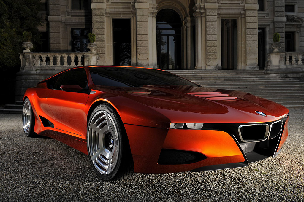 2008 BMW M1 Homage | BMW | SuperCars.net