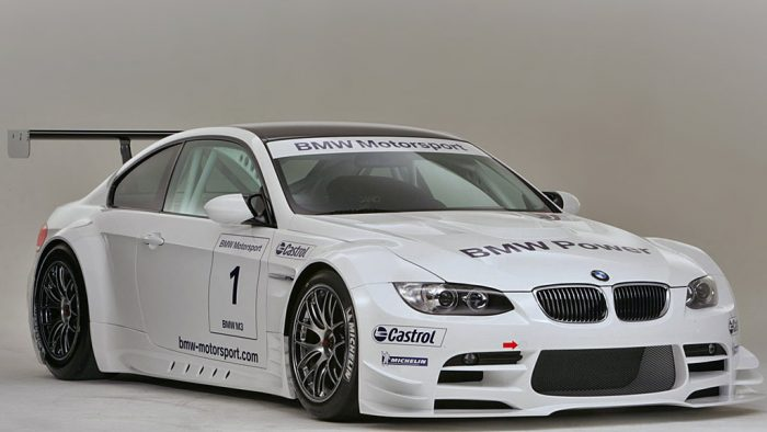 2008 BMW M3 Race Version