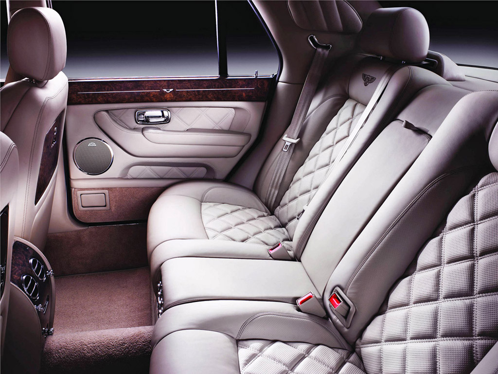 2008 Bentley Arnage Final Series