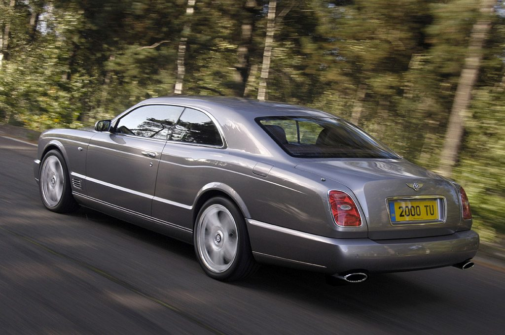2008 Bentley Brooklands best Bentleys