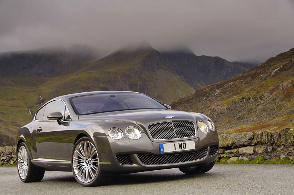 2008 Bentley Continental Gt Speed Bentley Supercars Net