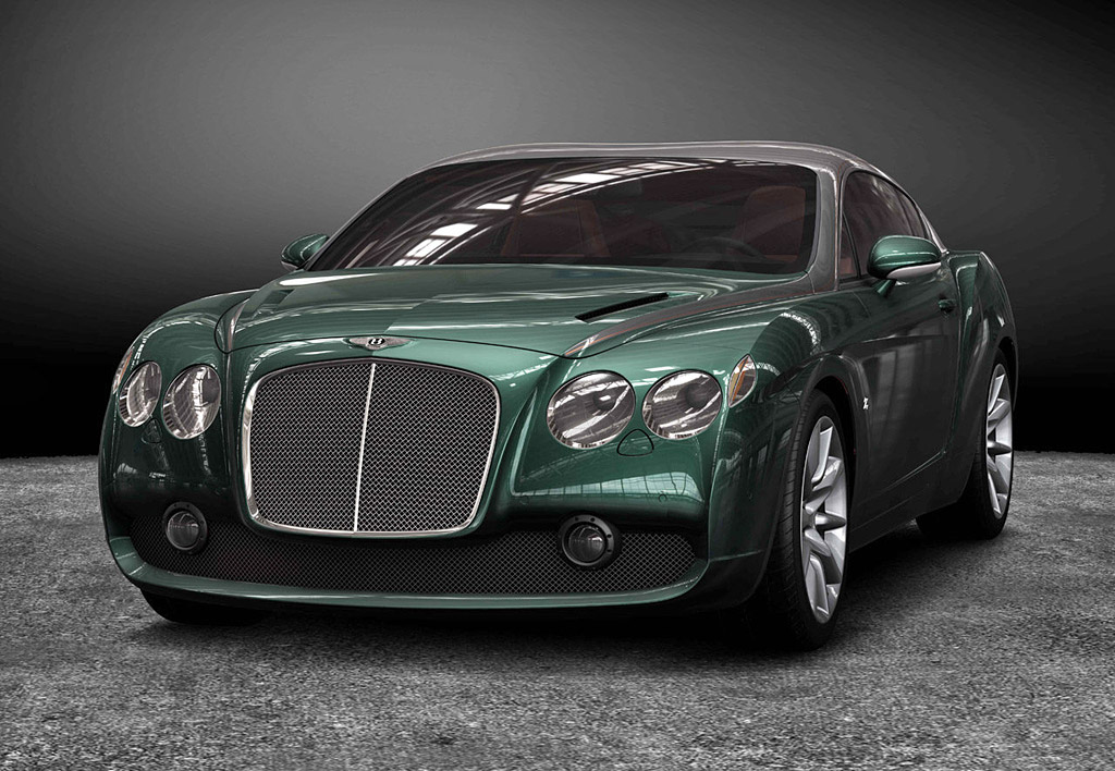 2008 Bentley Continental GTZ