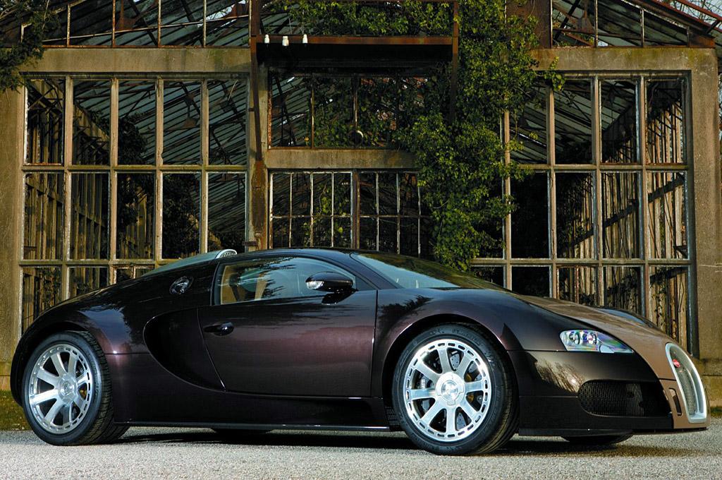 2008 Bugatti 16/4 Veyron Fbg par Hermès
