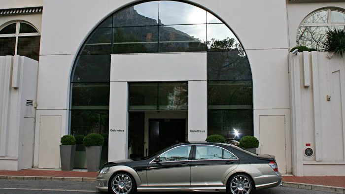 2008 Carlsson S 600 CK65 RS Blanchimont