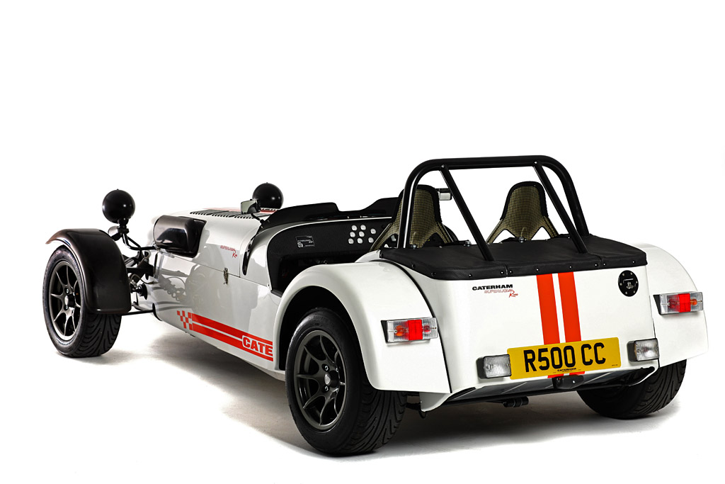 2008 Caterham Seven R500 Superlight