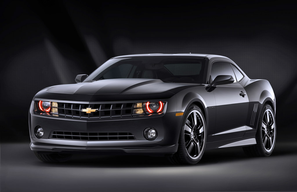 Chevy Sports Cars List