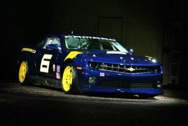 2008 Chevrolet Camaro GS Racecar Concept
