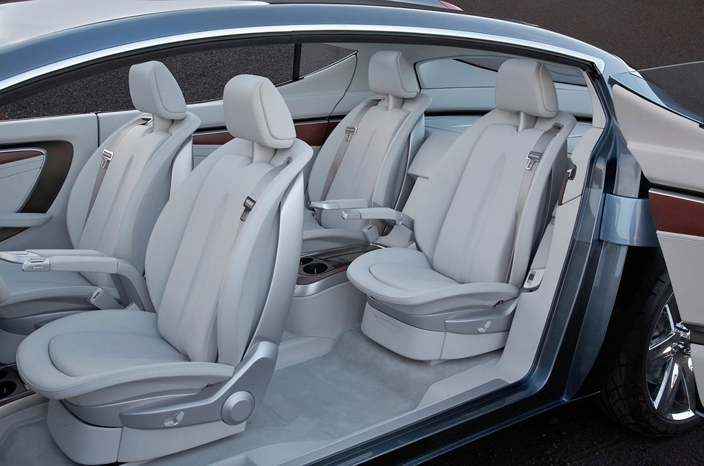 2008 Chrysler ecoVoyager Concept