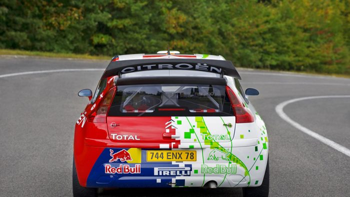 2008 Citroën C4 WRC HYmotion4