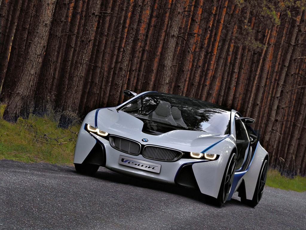 2009 BMW Vision EfficientDynamics