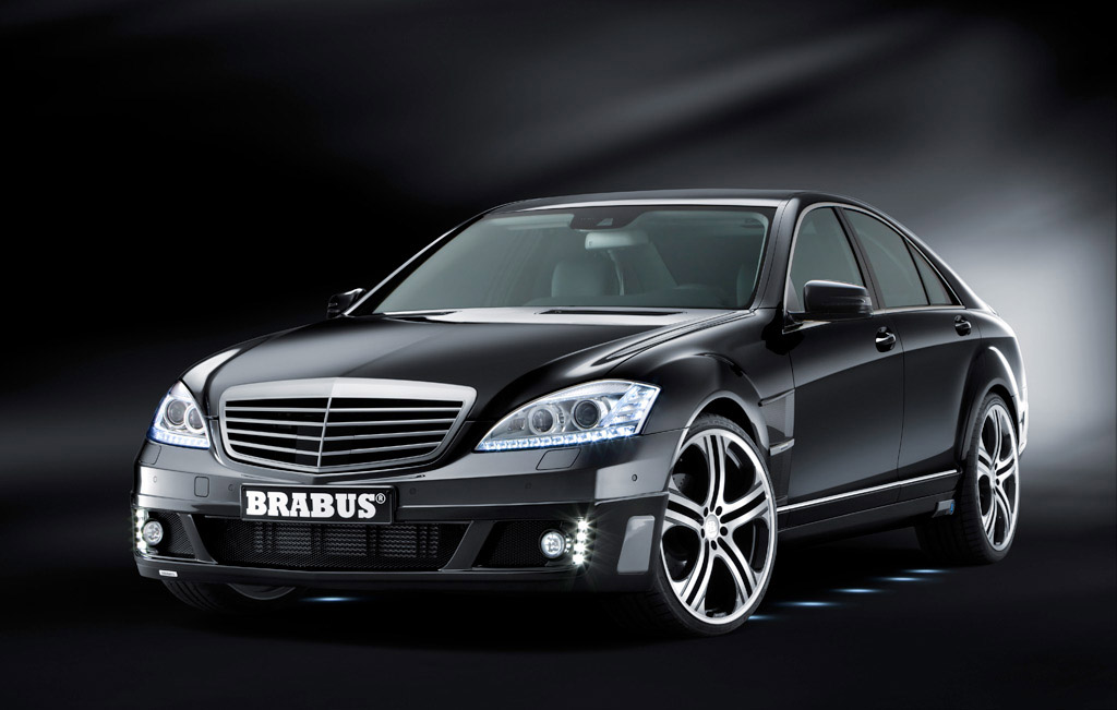 2009 brabus s600 sv12 r biturbo 750 brabus for 2009 mercedes benz s600
