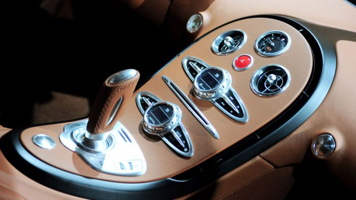 2009 Bugatti 16/4 Veyron 'Sang d'Argent'