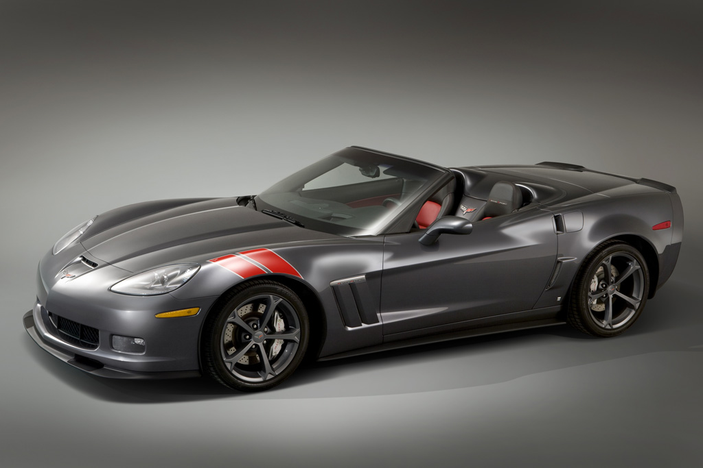 2009 Chevrolet Corvette Grand Sport Convertible 'Heritage Edition'