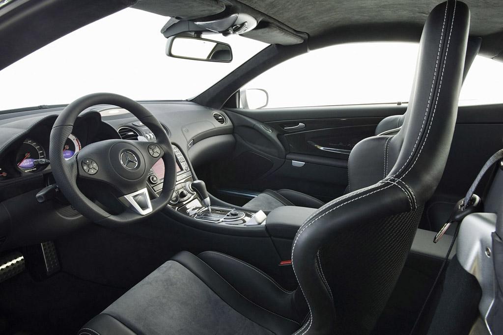 2009 MercedesBenz SL 65 AMG Black Series   SuperCarsnet