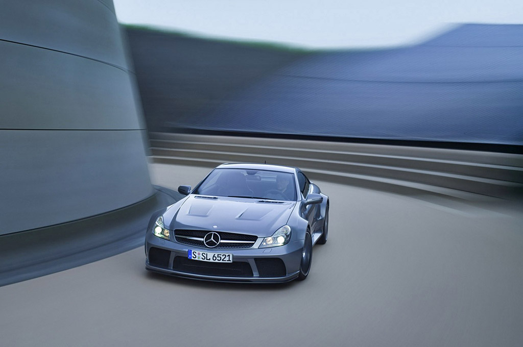 2009 Mercedes Benz Sl 65 Amg Black Series Supercars Net Images, Photos, Reviews