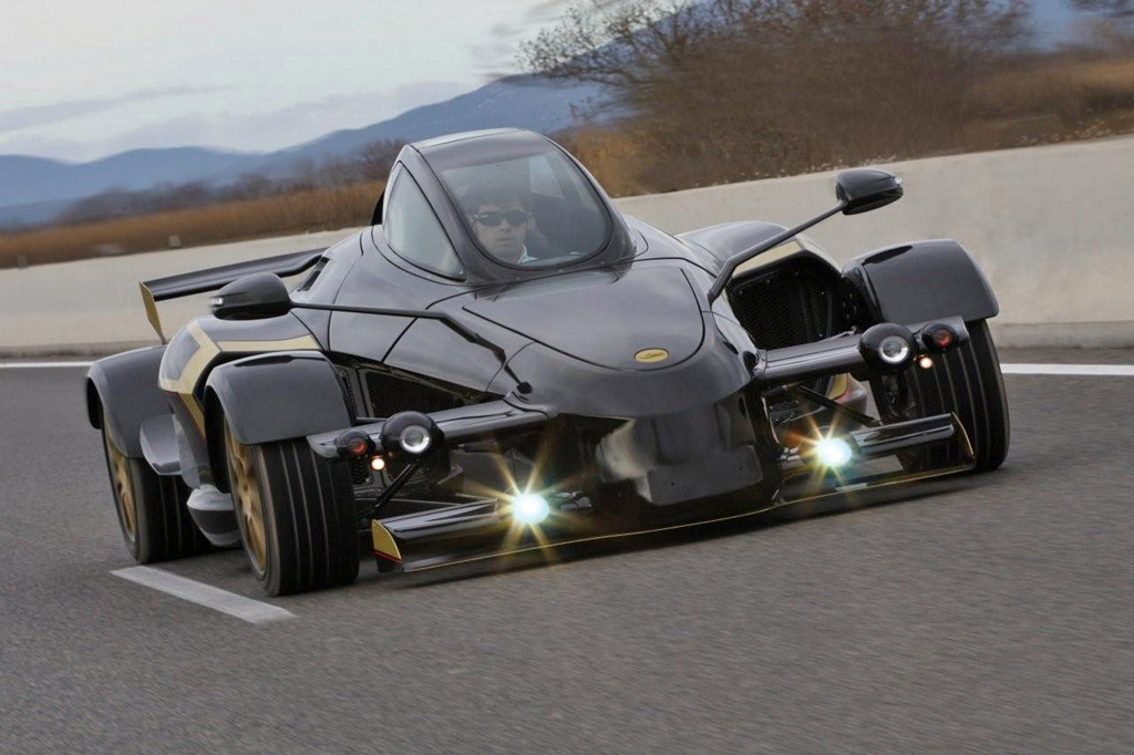 2009 a.d. Tramontana R-Edition