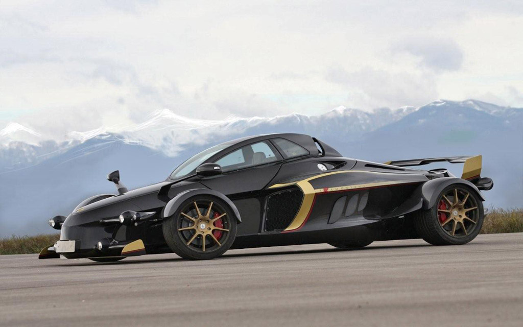 A D Tramontana R Edition Review Supercars Net