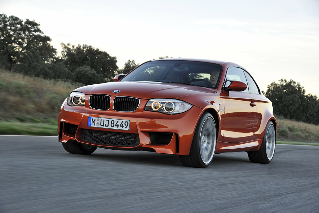2010 Bmw 1 Series M Coupe Bmw Supercars Net