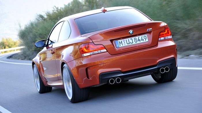 2010 BMW 1 Series M Coupé